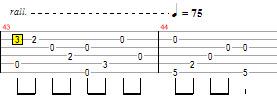 guitar pro详细完整使用教程