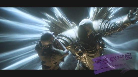 《暗黑破坏神2:重制版》新中文CG宣传片公布