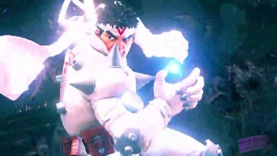 《街霸5:冠军版》新皮肤赛博豪鬼将于9月21日上线