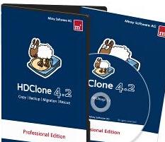 Miray HDClone Professional(硬盘复制工具) v4.2注册版