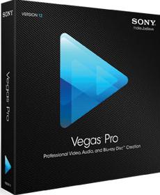 Sony Vegas Pro 12 Build 670 免费版 64位