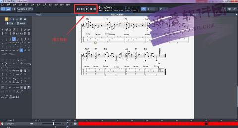 Guitar Pro 7 for Mac v7.0.1中文版