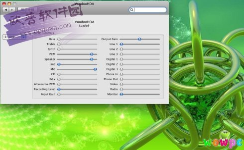 VoodooHDA for Mac(声卡驱动) v2.9.1 免费版