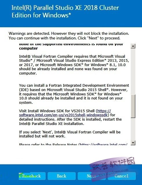 Intel Parallel Studio XE 2018 官方免费版