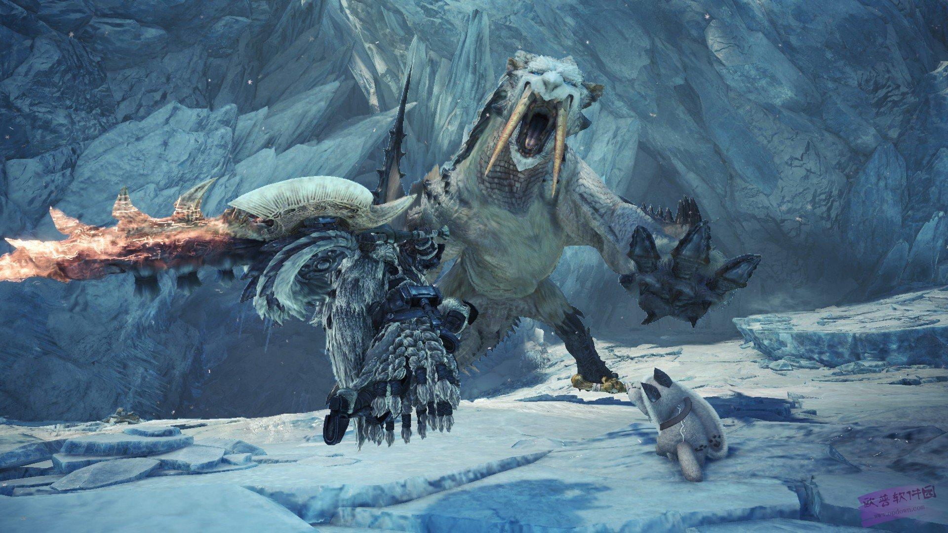 怪物猎人冰原五十四项修改器 v20200109