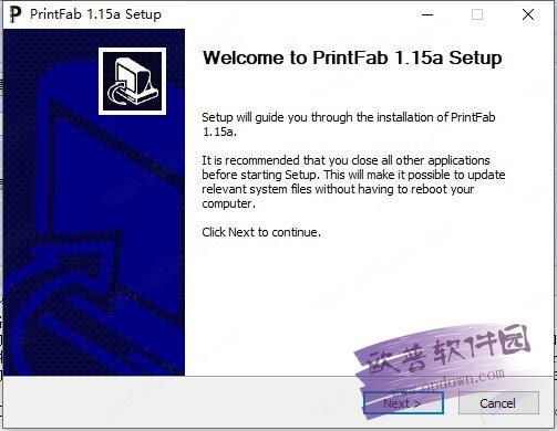 PrintFab Pro XL v1.15
