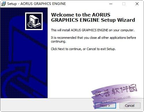 AORUS技嘉显卡超频 v1.3.0
