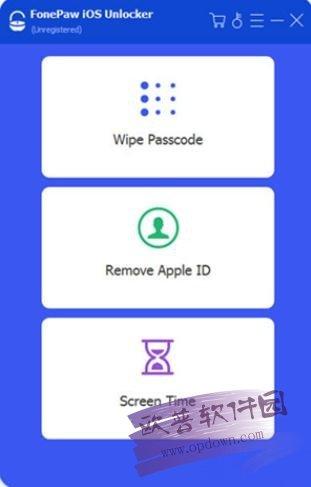 FonePaw iOS Unlocker v1.5.0
