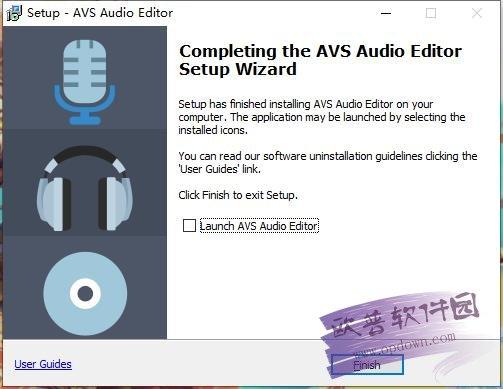 AVS Audio Editor 10 v10.0.0
