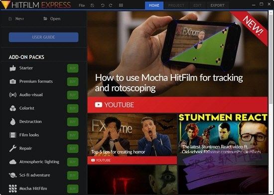 HitFilm Express 16 v16.0