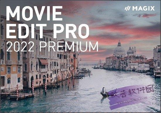 MAGIX Movie Edit Pro 2022 v2022.1.0